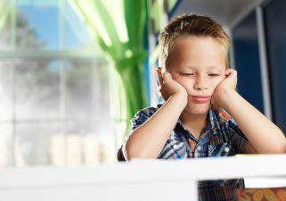 Mon 2e enfant n'aime pas autant l'école