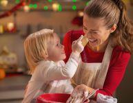 Cuisine du temps des Fêtes avec les enfants