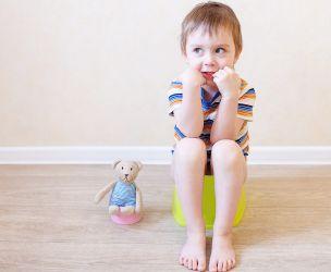 Potty training children with ASD