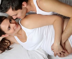 Pregnancy and male sex drive