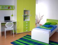 Changing the decoration in your child's room