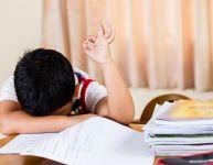Le stress de fin des classes