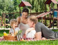Ideal places for a family picnic!