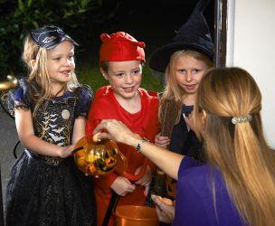 La sécurité à l'Halloween