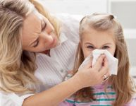 Staying at home with a sick child