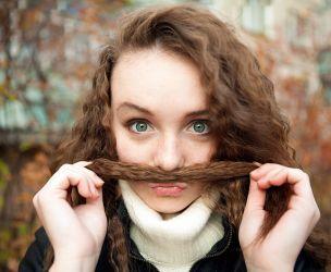 A feminine Movember