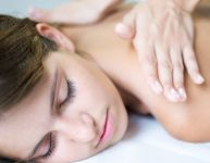 Massage therapy for parents
