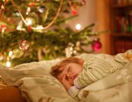 Sleeping during the Holidays
