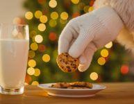 10 biscuits pour le Père Noël