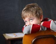 Le défi des garçons à l'école