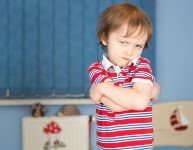 The Terrible 2's: Your child doesn't want to...