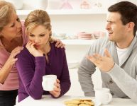Difficult family relationships