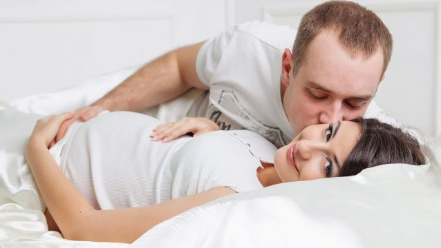 The sexuality of pregnant women
