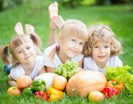 Let's celebrate our fruits and vegetables!