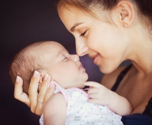 Essential products for baby's first days at home