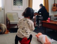What is a stay-at-home mom's work worth?