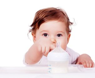 Introducing infant formula after breastfeeding