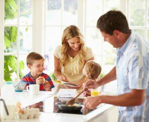 Eating breakfast improves learning!
