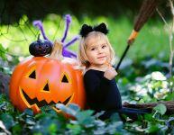 On se prépare pour l'Halloween!