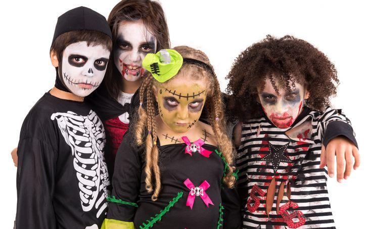 Costumes d'Halloween qui font peur!
