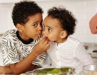 L'appétit des enfants