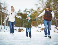 Les meilleurs endroits pour patiner en famille