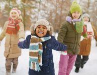 10 jeux pour profiter de l'hiver