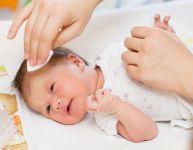 La peau de bébé