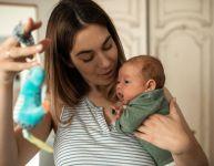 Les 5 sens de bébé