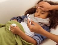 Soigner le rhume et la grippe des enfants