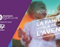 La famille a de l'avenir - Période de vote - 2