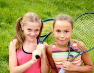 Les filles et le sport