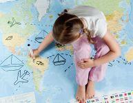 Passeport et documents pour voyager avec un enfant