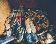 10 solutions de rangement pour les chaussures