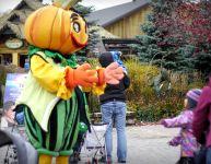Sorties effroyables pour l'Halloween 2014