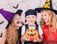 Une soirée de traditions pour Halloween