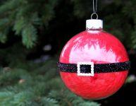 11 boules de Noël à fabriquer