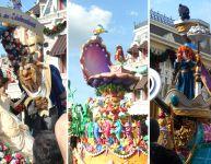 La parade Disney en 15 images