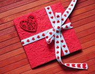 Fabriquer des cartes de Saint-Valentin