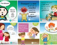 Réflexions amusantes - paroles d'enfants