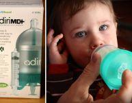 Biberon Adiri pour bébé malade