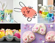 Idées de bricolages pour Pâques
