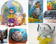 Décorations et figurines à partir de dessins d'enfants!