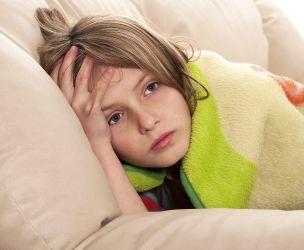 Maux de tête chez les enfants