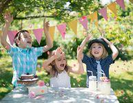 Fête d'enfants : quoi offrir aux invités?