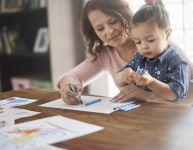 Comment lui apprendre à dessiner? 10 dessins faciles pour enfant