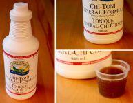 Tonique minéral Chi