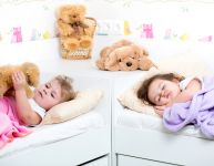 Dormir deux enfants dans la même chambre