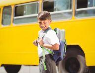 En sécurité sur la route de l'école