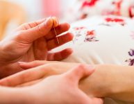 L'acupuncture pour induire l'accouchement